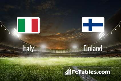 Italy Finland H2H