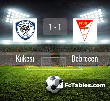 Preview image Kukesi - Debrecen