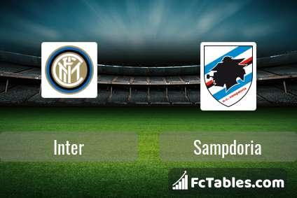 Anteprima della foto Inter - Sampdoria
