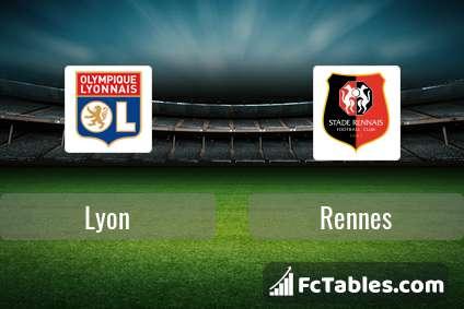 Anteprima della foto Lyon - Rennes