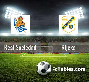Preview image Real Sociedad - Rijeka