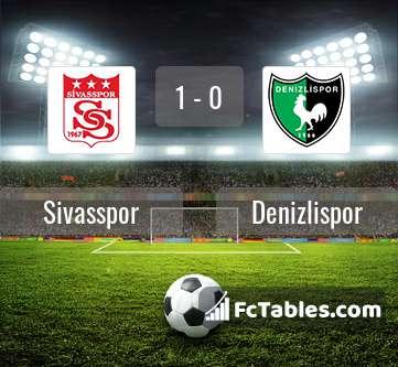 Preview image Sivasspor - Denizlispor