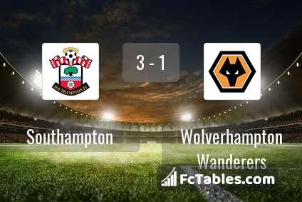 Preview image Southampton - Wolverhampton Wanderers
