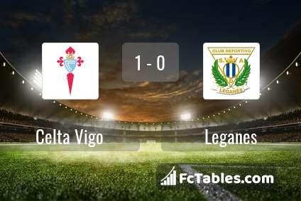 Preview image Celta Vigo - Leganes