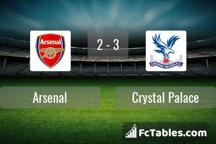 Preview image Arsenal - Crystal Palace