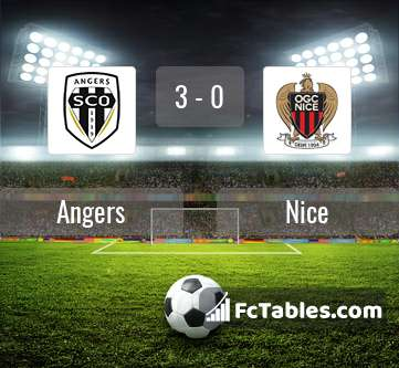 Preview image Angers - Nice