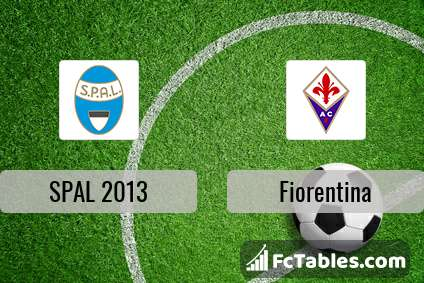 Preview image SPAL 2013 - Fiorentina