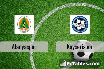Preview image Alanyaspor - Kayserispor