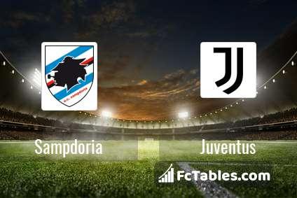 Preview image Sampdoria - Juventus