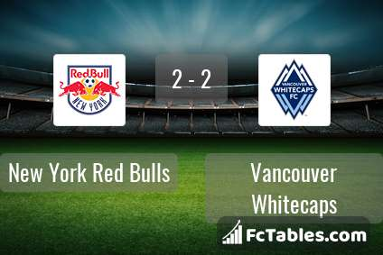 Preview image New York Red Bulls - Vancouver Whitecaps