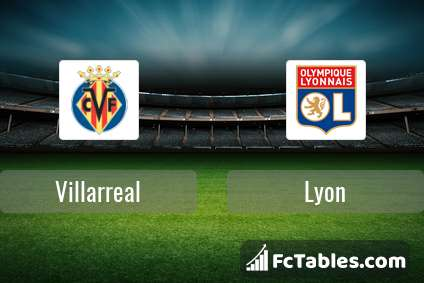 Preview image Villarreal - Lyon