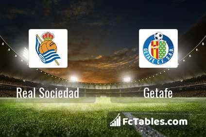 Podgląd zdjęcia Real Sociedad - Getafe