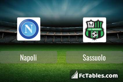 Preview image Napoli - Sassuolo