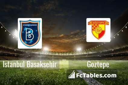 Preview image Istanbul Basaksehir - Goztepe