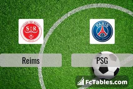 Podgląd zdjęcia Reims - PSG
