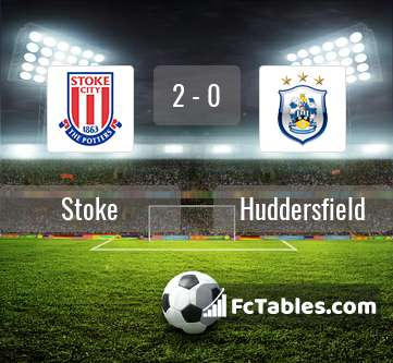 Preview image Stoke - Huddersfield