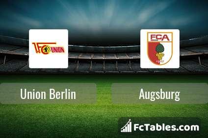 Podgląd zdjęcia Union Berlin - Augsburg
