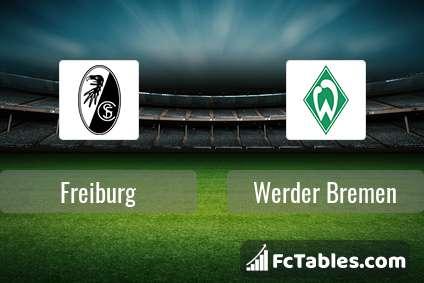 Preview image Freiburg - Werder Bremen