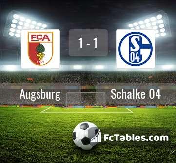 Anteprima della foto Augsburg - Schalke 04