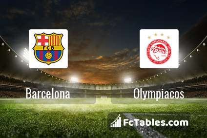 Preview image Barcelona - Olympiacos
