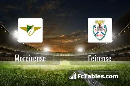 Podgląd zdjęcia Moreirense - Feirense