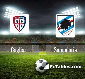 Podgląd zdjęcia Cagliari - Sampdoria