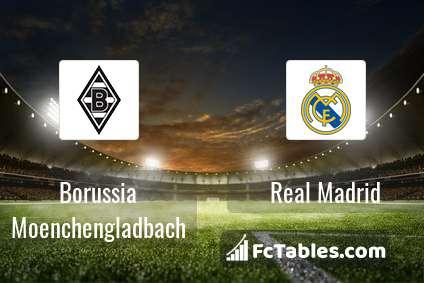 Podgląd zdjęcia Borussia M'gladbach - Real Madryt