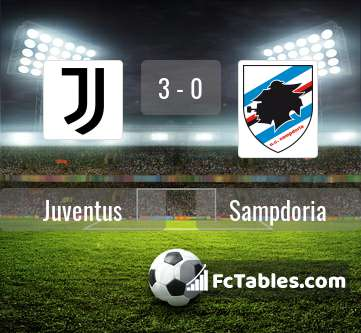 Preview image Juventus - Sampdoria