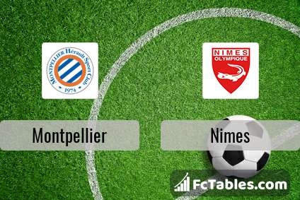 Preview image Montpellier - Nimes