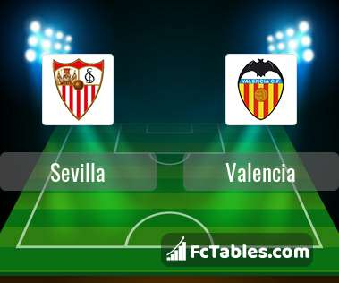 Preview image Sevilla - Valencia