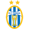KF Tirana logo