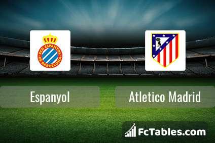Anteprima della foto Espanyol - Atletico Madrid