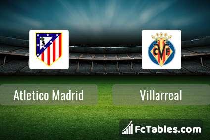 Anteprima della foto Atletico Madrid - Villarreal