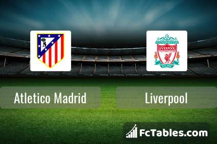 Preview image Atletico Madrid - Liverpool