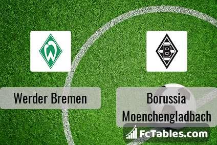 Preview image Werder Bremen - Borussia Moenchengladbach