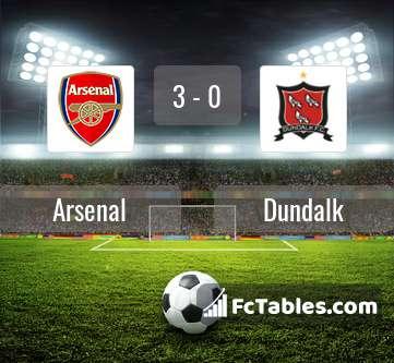 Preview image Arsenal - Dundalk