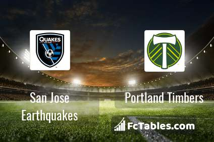 Podgląd zdjęcia San Jose Earthquakes - Portland Timbers
