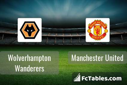 Preview image Wolverhampton Wanderers - Manchester United