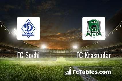 Anteprima della foto FC Sochi - FC Krasnodar