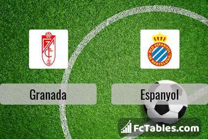 Podgląd zdjęcia Granada - Espanyol