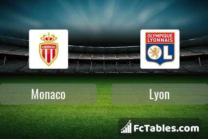 Podgląd zdjęcia AS Monaco - Olympique Lyon