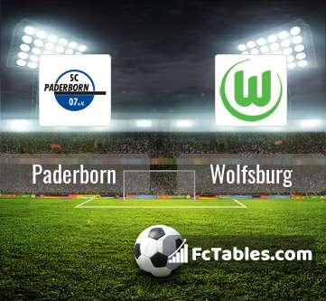 Preview image Paderborn - Wolfsburg