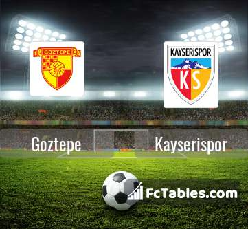 Podgląd zdjęcia Goztepe - Kayserispor