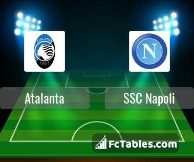 Preview image Atalanta - SSC Napoli