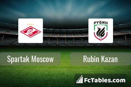Preview image Spartak Moscow - Rubin Kazan