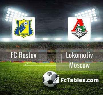 Preview image FC Rostov - Lokomotiv Moscow