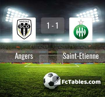Preview image Angers - Saint-Etienne