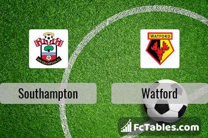 Preview image Southampton - Watford