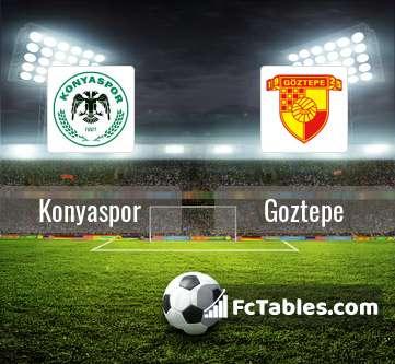 Anteprima della foto Konyaspor - Goztepe
