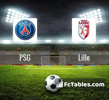 Preview image PSG - Lille